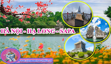HO CHI MINH CITY - HANOI - HA LONG - SAPA - FANSIPAN 4 DAYS/ 3 NIGHTS, DAILY