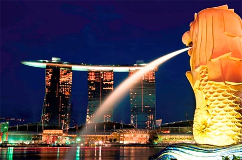 Ha Noi - Singapore - Malaysia - Indonesia 5 Days